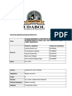 Proyecto de Registro d e Pozos Gabi-1
