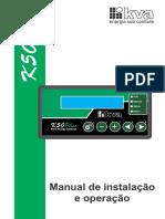 K50 Plus - Manual