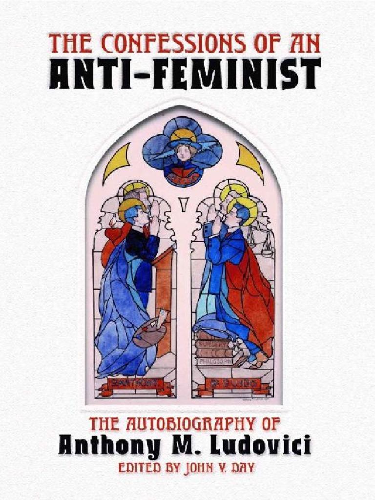 Confessions of an Anti-feminist - Ludovici | Alice (Alice's