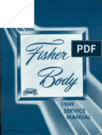 1969 Fisher Body Manual