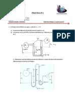 Practica I Hidraulica