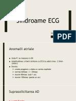 Curs ECG Suprasolicitare