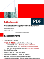 Oracle Exadata Product Overview OW