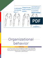 Org Behav- Univ- 1sem- 09