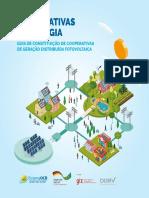 Guia de Constituicao de Cooperativas de Geracao Distribuida Fotovoltaica