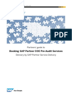 How to Book PCOE Pre-Audit Services Delivered by PSD Final1.1