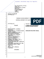Covves v. BigMouth - Complaint