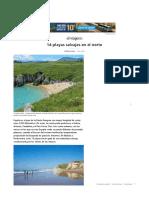 Playas Del Cantabrico