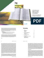 Verzoening - Bijbelstudie