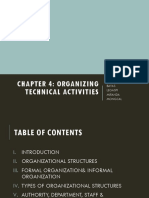 Organizing Tech. Act.