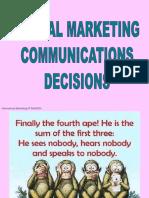 12. Global Marketing Communications Decisions