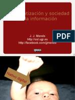 Democratización y sociedad de la información