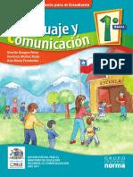 Lenguaje y Comunicación, 1º Básico
