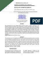 Informe de Laboratorio Quimicos 2