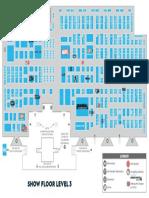 NYCC 2018 Show Floor Map