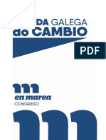 Documento 'Axenda Galega do Cambio'