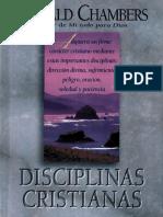 361 - Oswald Chambers - DISCIPLINAS CRISTIANAS.pdf