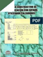 Proceso Constructivo de una Edificacion con Sotanos, Utilizando Calzaduras - MG. ING. GENARO DELGADO CONTRERAS.pdf