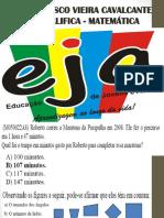 EJA Matematica