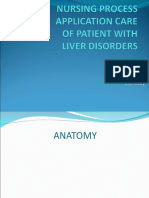 Disorders of Liver