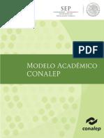 Modelo Acad Mico CONALEP Noviembre 2017