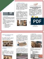 TRIPTICO DE PROCESO DE CONSTRUCCION