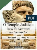 O Templo Judaico - Local de Adoração Ao Imperador