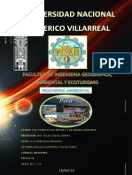 YACIMIENTOS MINEROS EN EL PERU