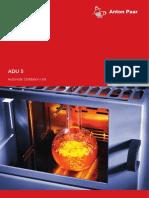 Automatic Distillation Unit