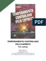 Tim LaHaye - Temperamento controlado pelo Espirito.doc