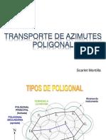Transporte de Azimutes