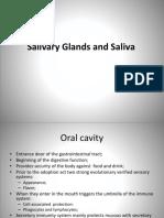 11 Salivary Glands and Saliva - English (1)