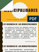 6.-MUNICIPALIDADES