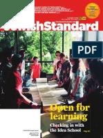 Jewish Standard, October 5, 2018