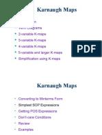 Karnaugh Maps