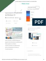 Unidad de Disco Duplicada en El Explorador de Windows 10 _ Conocimiento Adictivo