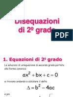 Disequazionidi2grado