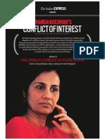 Chanda Kocchar conflict of interest