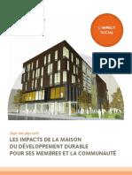 Rapport ImpactMDD v4