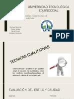 Exposición Tecnicas Cualitativas y Cuantitativas
