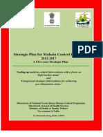 Strategic Action Plan Malaria 2012 17