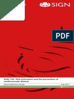 Guia Corta Estimación de Riesgos y Prevención de Enfermedades Cardiovasculares