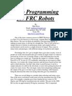 GyroProgrammingforFRCRobots