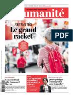 Journal L Huma Du 03 Octobre 2018