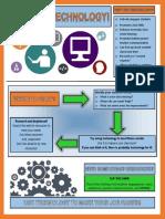 use technology flyer