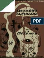Antologia. Lisandro Alvarado