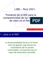 Rse y Pymes Proyecto Bid