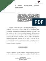 Fraga denuncia Ibaneis ao MPE por abuso do poder econômico e corrupção eleitoral