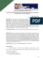 Análise Artigo Documento