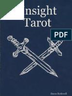 Insight Tarot - Secrets of Tarot Mastery by D. Rothwell